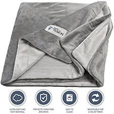 Dog Blankets For Sofa by Amazon Com Dog Throw Blanket Pet Bed Throws Pet Supplies