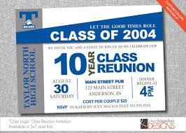 50th high school class reunion invitation class reunion invitation school colors and logo 50th class