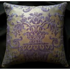 Sofa Pillows Large by Decor Luxury Purple Throw Pillows For Smooth Your Bedroom Decor