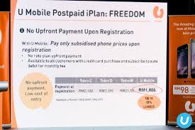 how much does an iplan table cost u mobile iphone 6 and iphone 6 plus plans are insane from rm98 per