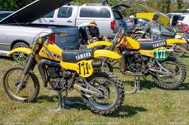 vintage yamaha motocross bikes racing event motorcycles motocross vintage motocross sun