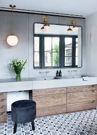 Industrial Style Bathroom Vanity by Best 20 Rustic Modern Bathrooms Ideas On Pinterest Bathroom