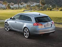 opel insignia 2010 insignia wagon 1st generation insignia opel database carlook