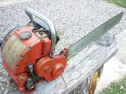 vintage chainsaw collection homelite 26lcs