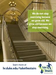 How To Train For Stair Climb by Take The Stairs It U0027s An Easy Way To Exercise Both Body And Mind