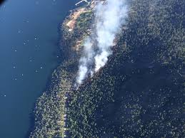 Bc Wildfire Data by Update Cinnabar Creek Wildfire 100 Per Cent Contained Crews