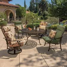 Patio Furniture Nashville by Patio Sets Aluminum Labadies Patio Furniture