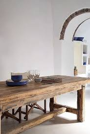 25 best rustic wood dining table ideas on pinterest kitchen