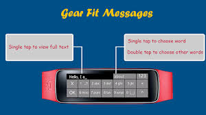 gear fit apk gear fit messages 2 2 apk android communication apps