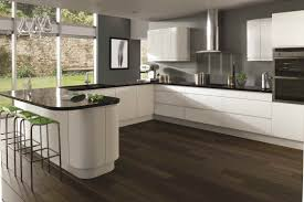 Laminate Flooring Hillington Charming Living Kitchen
