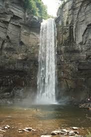 New York waterfalls images Taughannock falls jpg