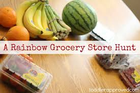 toddler approved eating a rainbow two fun activities for kids