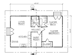 weekend cabin floor plans so replica houses