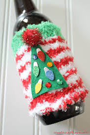Ugly Christmas Sweater Decorations Ugly Christmas Sweater Coozies