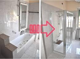 trasformare una doccia in vasca da bagno trasformazione da vasca a doccia prezzi convenienti