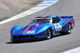 imsa corvette 10th no 68 curt kallberg or 1980 chevrolet corvette