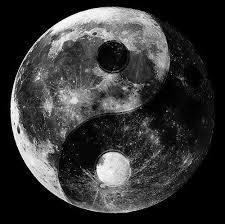b w black and white moon image 714343 on favim com