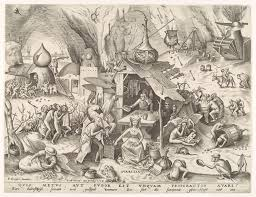 the seven deadly sins avarice avaritia from the series the seven deadly sins pieter