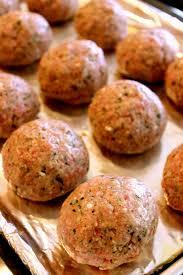 grilled mediterranean meatballs juicy bites
