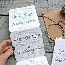wedding pocket invitations designer wedding invitations simple and stylish design of pocket