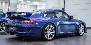 porsche blue gt3 porsche 911 997 gt3 2007 gve luxury vehicles london