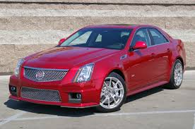 2010 cadillac cts v information and photos zombiedrive