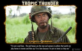 Tropic Thunder Meme - tropic thunder 003 free desktop wallpapers for widescreen hd and