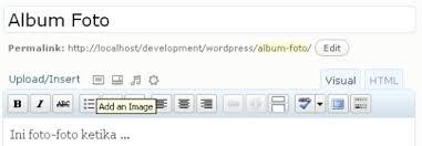 cara membuat album foto di blog wordpress cara membuat album foto di wordpress multimediaelit