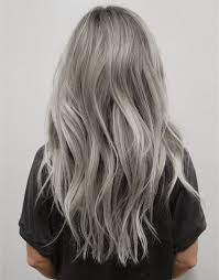 silver hair frosting kit 10 reasons to follow the fabulous gray hairstyles balayage