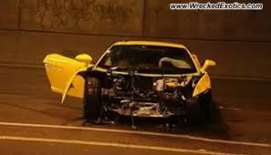 lamborghini gallardo gets crashed in australia