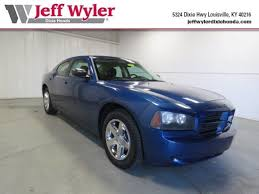 used 2009 dodge charger used 2009 dodge charger for sale louisville ky