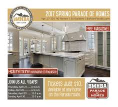 parade of homes magazines by bismarck mandan home builders