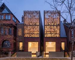 double duplex batay csorba architects archdaily