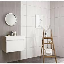 homebase bathroom ideas add a modern touch with the linea grey wall tiles create a