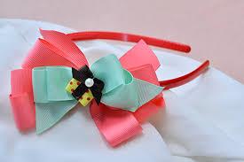 satin ribbon bows how to make satin ribbon bow headbands for pandahall