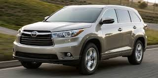 colors for toyota highlander trim levels available for the toyota highlander venice toyota