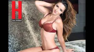 h revista enero 2016 ariadne diaz en revista h youtube