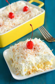 paula deen inspired pineapple coconut cake thebestdessertrecipes