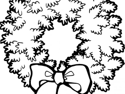 christmas decorations colouring pictures ornaments coloring page
