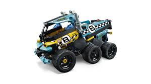 lego technic 2017 konstruktorius lego technic kaskadinių triukų sunkvežimis 42059