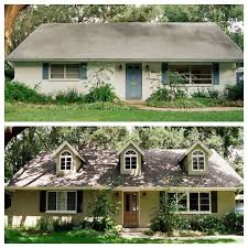 exterior house colors for ranch style homes 53 best 1960 u0027s era house exterior transformations images on