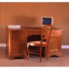 bureaux pour ordinateur grand bureau chêne louis philippe meubles de normandie