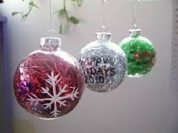 plastic clear ornaments for crafts preschool crafts