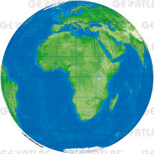 Earth Globe Map World by Geoatlas World Maps And Globes Globe Africa Map City