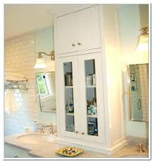 Bathroom Counter Shelves Bathroom Countertop Storage Home Decorating Trends Bathroom