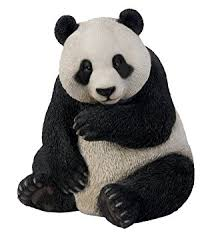 arts nf pnda a large panda resin ornament co uk