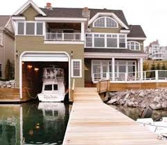 House With Garage House With Boat Garage Dream Homes Mortgage Calculator