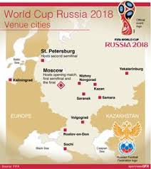 russia world cup cities map wcup brazilhistory maps timelines and charts descibing brazil s