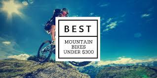 amazon black friday mountain bike deals top 10 best mountain bikes under 300