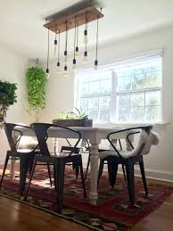 dining room lighting design unconventional handmade industrial lighting designs you can diy